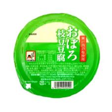 おぼろ豆腐 枝豆風味 77円(税抜)