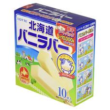 北海道バニラバー 197円(税抜)