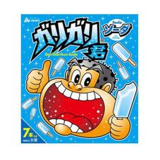 ガリガリ君ソーダ 197円(税抜)