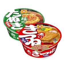 マルちゃん カップ麵 各種 97円(税抜)