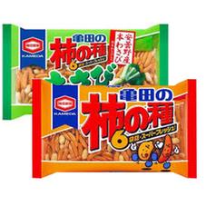 亀田の柿の種 187円(税抜)