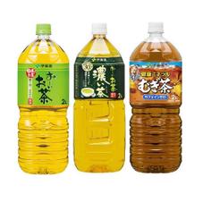 おーいお茶(緑茶・濃い味)・麦茶 117円(税抜)