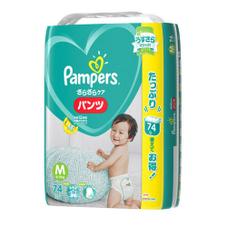 P&Gパンパース パンツ 1,250円(税抜)