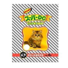 固まる猫砂スーパーDC・キャットサンド 297円(税抜)