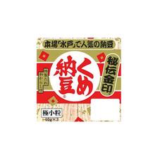 くめ秘伝金印納豆 68円(税抜)