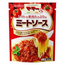 マ・マートマトの果肉たっぷりの ミートソース 他 88円(税抜)