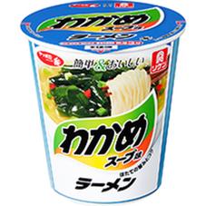 わかめスープ味ラーメン 109円(税抜)