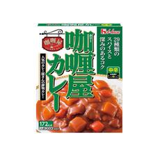 カリー屋カレー 中辛 78円(税抜)