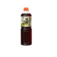 昆布つゆ 198円(税抜)