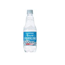 南アルプスの天然水 スパークリング 78円(税抜)
