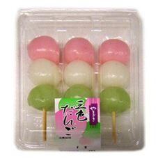 三色団子 77円(税抜)