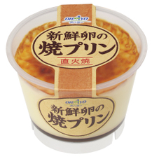 焼きプリン 77円(税抜)