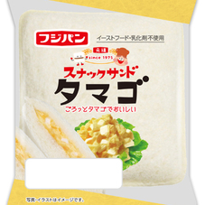 スナックサンド(各種) 88円(税抜)