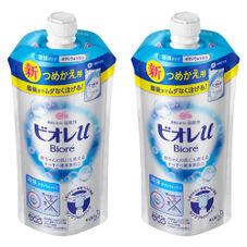 ビオレuボディウォッシュ詰替用各種 208円(税抜)