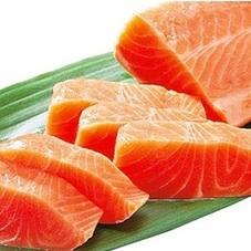 銀鮭(養殖・解凍)刺身用 258円(税抜)