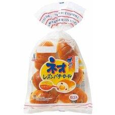ネオレーズンバターロール 98円(税抜)