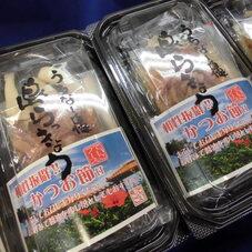 島らっきょう塩漬(かつお節付) 478円(税抜)