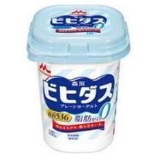 ビヒダスヨーグルト脂肪0 98円(税抜)