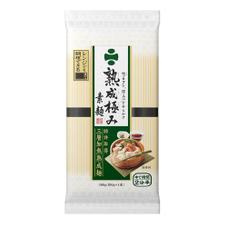 熟成の極み素麺 177円(税抜)