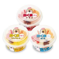 白くまデザート各種 97円(税抜)