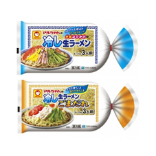 マルちゃん 冷し生ラーメン各種 157円(税抜)