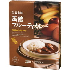 函館フルーティ カレー 450円(税抜)