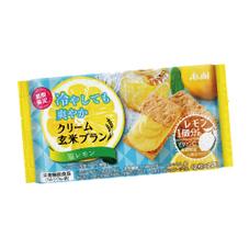 クリーム玄米ブラン 塩レモン 108円(税抜)