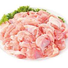 若鶏モモ小間切肉 ※解凍 58円(税抜)