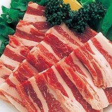 豚肉ばら焼肉用 77円(税抜)