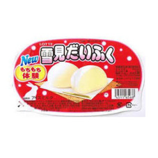 雪見だいふく 77円(税抜)