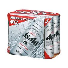スーパードライ 500ml 1,387円(税抜)