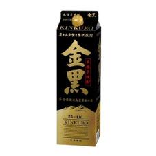 芋焼酎金黒25度パック 1,397円(税抜)