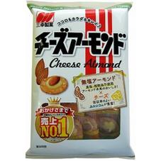 チーズアーモンド 138円(税抜)