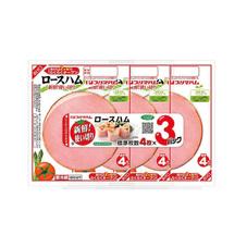 新鮮ロースハム 198円(税抜)