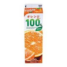 100%オレンジジュース 108円
