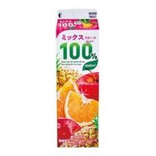 100%ミックスフルーツジュース 108円