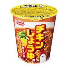 チキンしょうゆ味ラーメン 108円