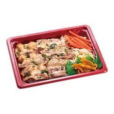豚塩カルビ丼 324円