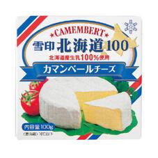 北海道100 カマンベールチーズ 348円(税抜)