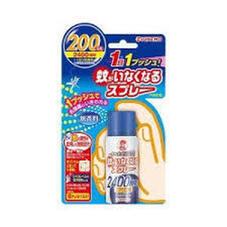 蚊がいなくなるスプレー 200日 無香料 948円(税抜)