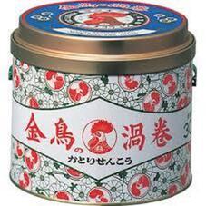 金鳥の渦巻缶 768円(税抜)