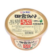 田舎みそ(だし入り・白こし) 159円(税抜)