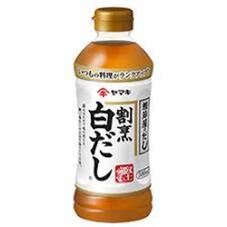 割烹白だし 198円(税抜)