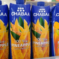 果汁100%ジュース 438円(税抜)