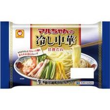 マルちゃんの冷し中華 甘酢だれ 158円(税抜)
