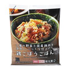鶏ごぼうごはん 108円