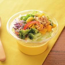 かぼちゃと6種野菜の冷製スープ 298円