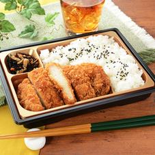 新潟コシヒカリ ロースとんかつ弁当 598円
