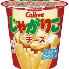 じゃがりこチーズ 88円(税抜)