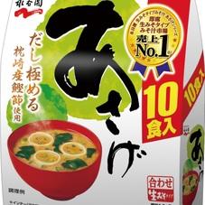 生みそタイプみそ汁あさげ徳用10食入 175円(税抜)